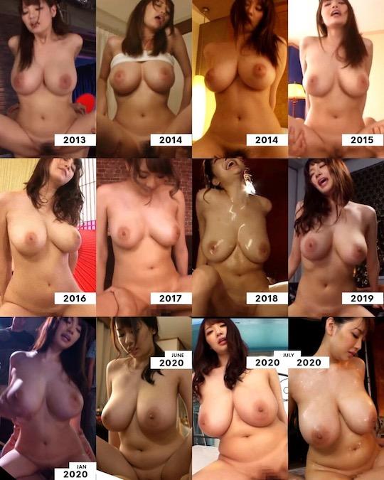 rara anzai breasts rion shion utsunomiya porn adult video japanese career