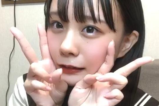 airi rissen akb48 idol flash panties upskirt panchira video online live stream