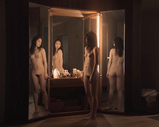 Scene naked Scenes from