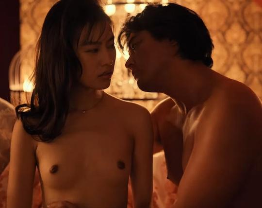 Japanese drama sex nude