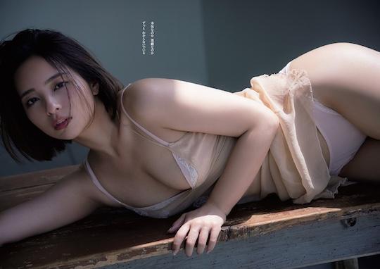 Nude ayame misaki Ayame Misaki